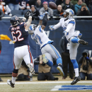 Stafford, Suh lead Lions over Bears 20-14 The Associated Press