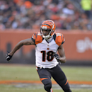 Bengals receiver Green doubtful for playoff game The Associated Press