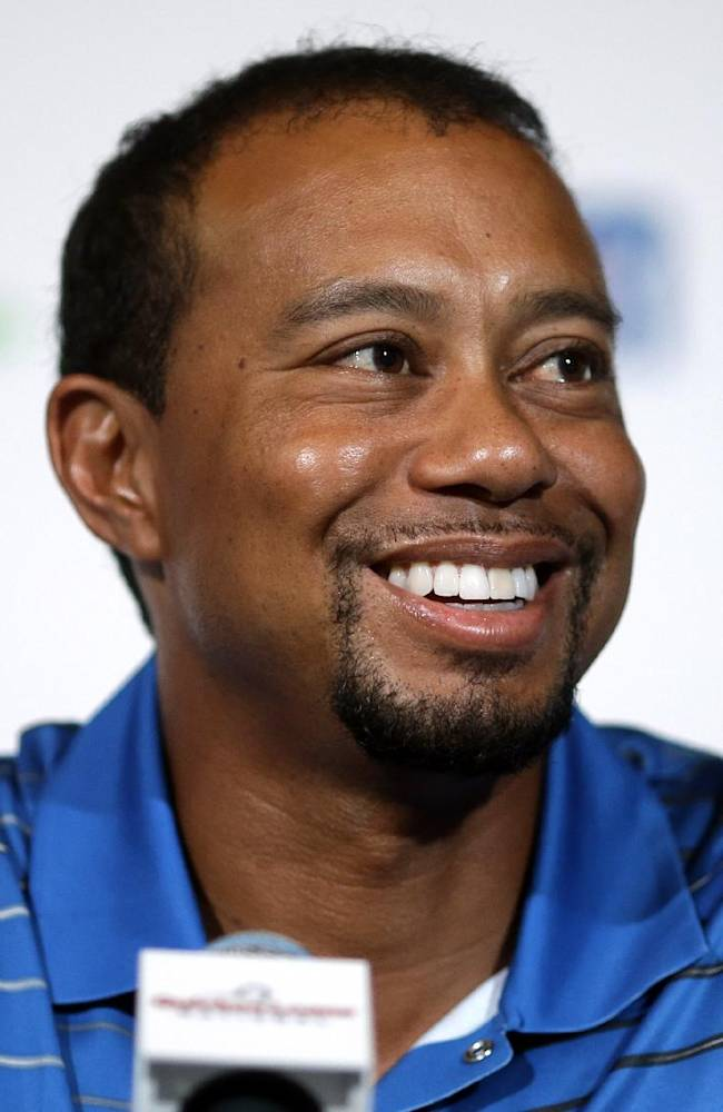 Tiger Woods to return to competition next week