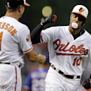Jones, Flaherty homer as Orioles beat Rangers 6-4 The Associated Press