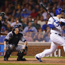 Rizzo hits 2 homers as Cubs beat Padres 6-0 The Associated Press