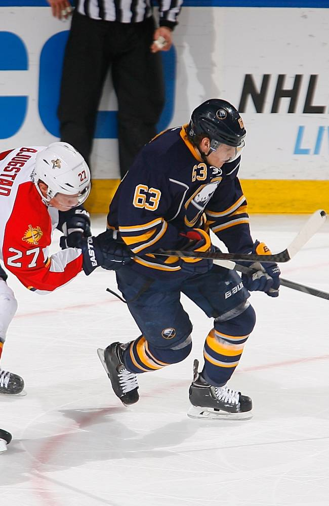 Florida Panthers v Buffalo Sabres
