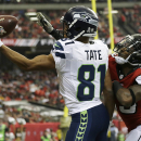 Lions land their top target, adding WR Golden Tate The Associated Press