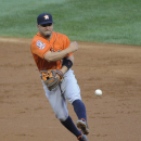 Houston's Altuve, Seattle's Trumbo out on Sunday The Associated Press