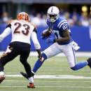 Colts' Wayne out vs. Steelers with elbow injury (Yahoo Sports)