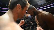 UFC 159: Jones vs. Sonnen Weigh-in Highlight