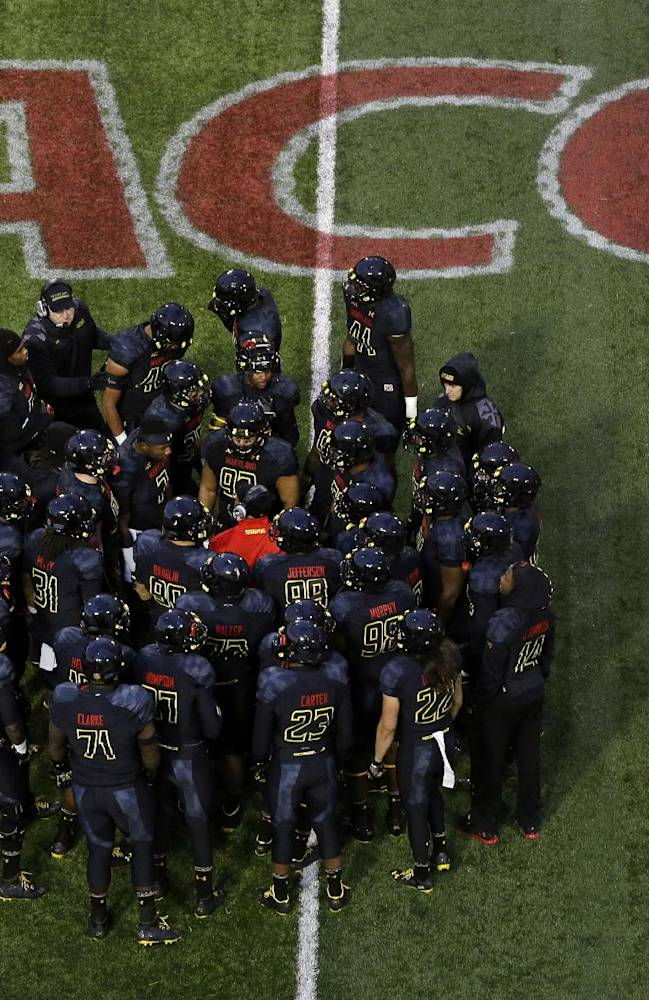 Has conference realignment at last reached a lull?