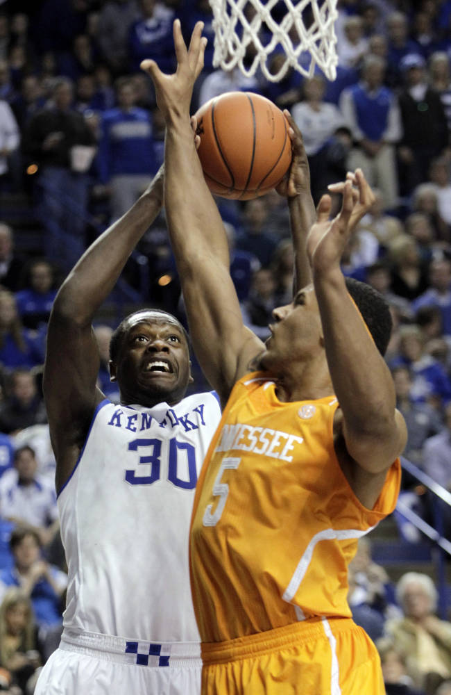 Vols' Martin seeks consistency from Stokes