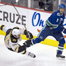 Ducks get Kevin Bieksa from Canucks for 2nd-round pick The Associated Press