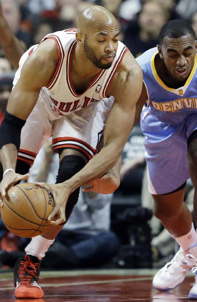 Bulls end preseason with 94-89 win over Nuggets