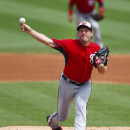 Nationals ace Scherzer looks ready for opener, fans 9 Cards The Associated Press