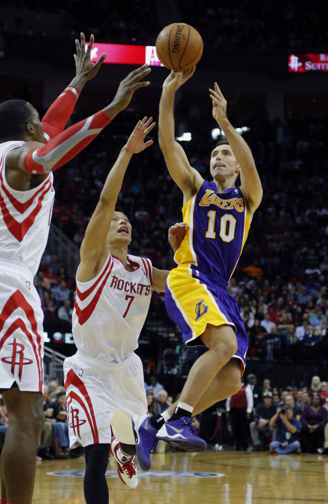 D'Antoni plans to sit Nash against Pelicans