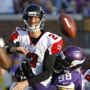 Plenty of new faces in the Falcons lineup The Associated Press