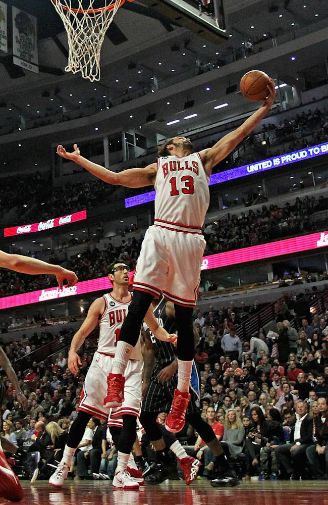 Bulls' Noah the Defensive Player of the Year