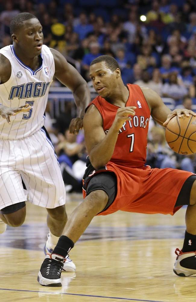 Raptors' Lowry sits out because of sore left knee