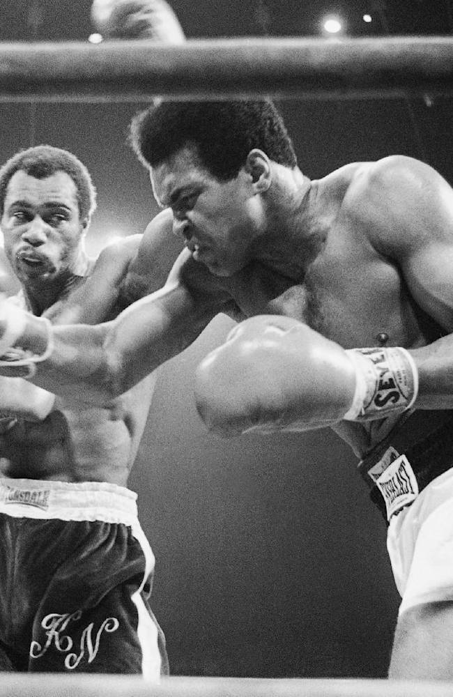 Column: Ali, Norton and golden age of heavyweights