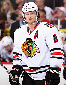 Duncan Keith's five-game suspension for elbowing Vancouver's Daniel Sedin splits the difference between a slap on the wrist and a severe punishment.