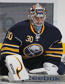 Sabres goaltender Ryan Miller has sustained two concussions in less than a year.