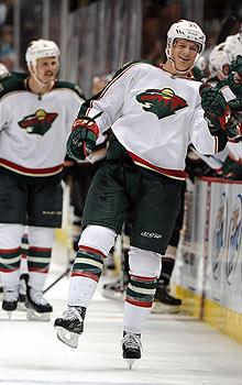 The Wild's scoring-by-committee approach has provided enough offense for the hard-charging team.