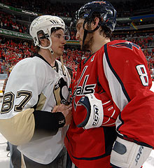 At its peak, one of the best things about the rivalry between Sidney Crosby and Alex Ovechkin was that it wasn't manufactured. It felt real because it was.