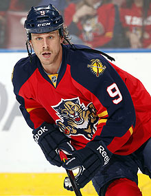 After 10 seasons with the Panthers, Stephen Weiss is on the verge of his first NHL playoff experience.