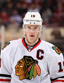 Chicago struggles when its stars aren't scoring, and Jonathan Toews & Co. have been held in check since the all-star break.