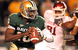 Robert Griffin III helped lead Baylor to a 10-3 mark in 2011.