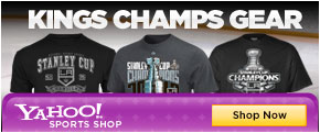 LA Kings Stanley Cup Champs Merchandise
