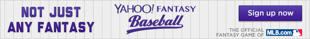 Sign up for Yahoo Fantasy Baseball