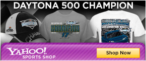 Shop For Daytona 500 Gear!