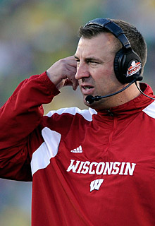 Wisconsin coach Bret Bielema never had reason to suspect then-assistant athletic director John Chadima of sexual impropriety, abuse of power or alcohol abuse, a report quoted them as saying.