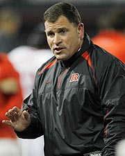 The Bucs conducted an exhaustive search before deciding on Rutgers coach Greg Schiano.