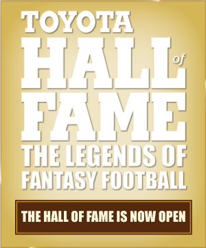 Toyota Hall of Fame