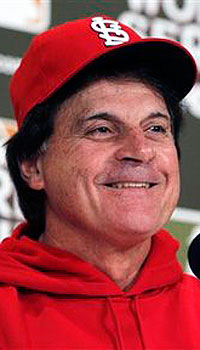 The Cardinals' next manager will have big shoes to fill replacing Tony La Russa, who spent 16 years in St. Louis.