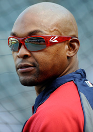 Marlon Byrd is a career .278 hitter. (Getty)
