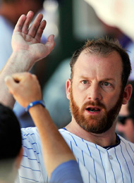 Ryan Dempster is in no hurry to wave goodbye to the Cubs. (Getty)
