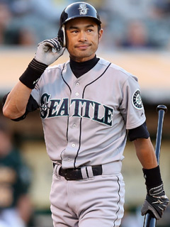 Ichiro may hit under .300 for the second time in his 12-year career. (Getty)
