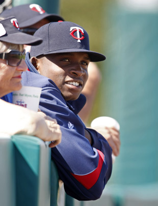 Miguel Sano's journey ultimately led to a contract with the Twins in 2009. (Getty Images)