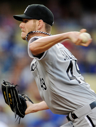 Chris Sale has pitched at least seven innings in five of his last six starts. (US Presswire)