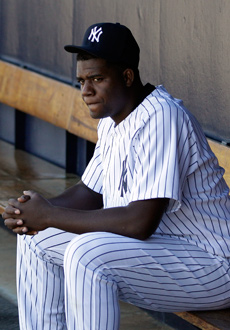 Michael Pineda was ineffective in March and now will miss the entire 2012 season. (AP)