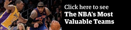 Click here for the NBA's most valuable teams