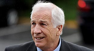Jerry Sandusky's defense may be reliant on the defendant's willingness to take the stand. (Getty Images)