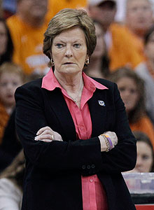 Pat Summitt has yet to say if she'll return for a 39th season as Tennessee's coach.