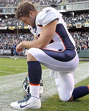 tebow g Today in Sports March 22, 2012 sports 