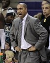 Washington coach Lorenzo Romar directs his team against Oregon State in the first half of an NCAA college basketball game Thursday, Dec. 29, 2011, in Seattle. Washington won 95-80.