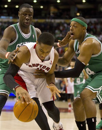 Toronto Raptors Guard DeMar DeRozan Is