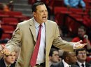 Texas Tech coach Billy Gillispie yells to his team against Kansas State during their NCAA college basketball game in Lubbock, Texas, Wednesday, Jan. 25, 2012.