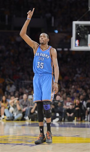 durant win