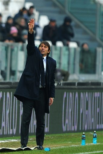 Juventus Conte Siena