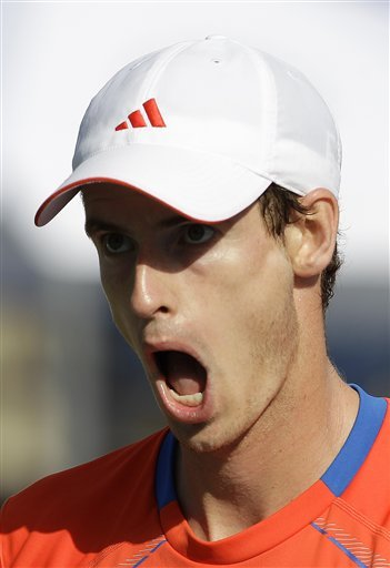 Andy Murray Of = Britain Reacts
